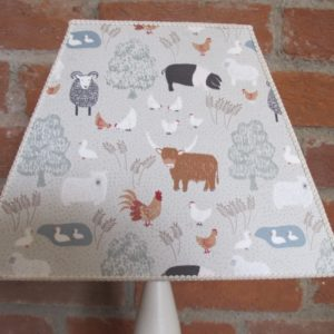Animal lampshade