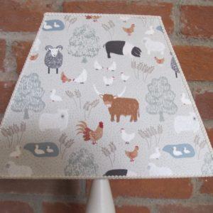 Animal lampshade