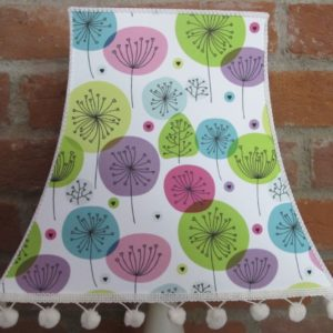 Poppy lampshade