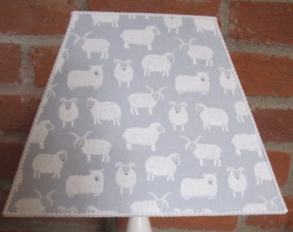 Sheep lampshade