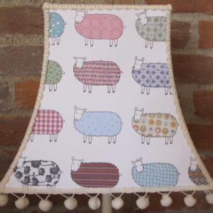 Sheep Lampshade