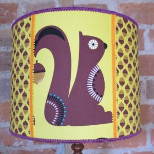 Scandi lampshade