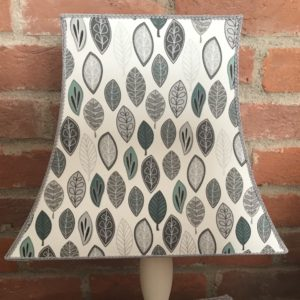 Leaf lampshade